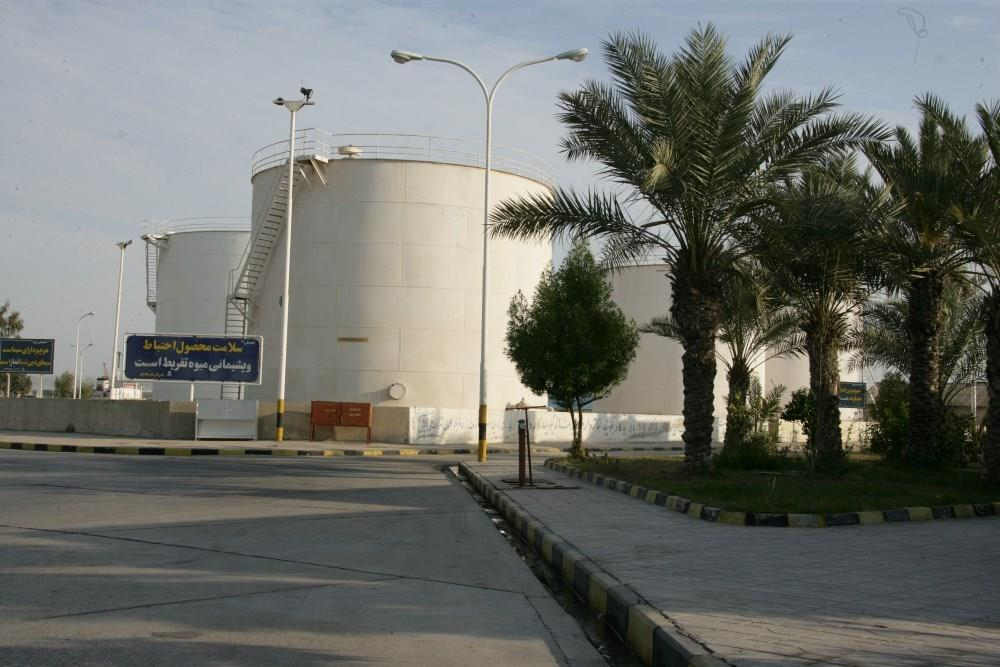 Feasibility Study and Basic Engineering for upgrading the safety of installations and firefighting capabilities of  Boushehr Oil Depot.