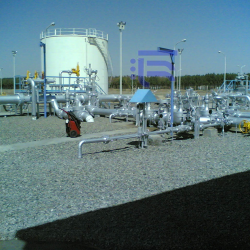 Designing of Firefighting Water, Fire Alarming & Fire Suppression Systems for the Existing Oil Pumping Stations throughout Iran