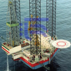 Construction of a Jack Up Oil Platform