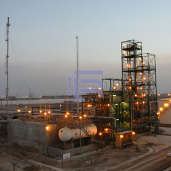 (Engineering Services for the Construction of MTBE Production Plant (First ever of the kind in Iran
