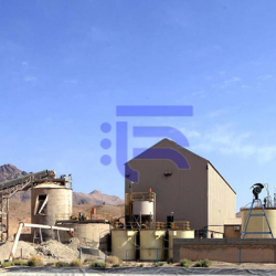 Mouteh Gold Processing Plant